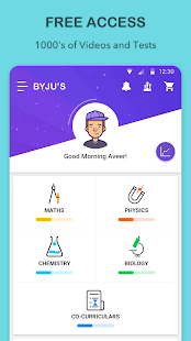 BYJU'S – The Learning App- screenshot thumbnail