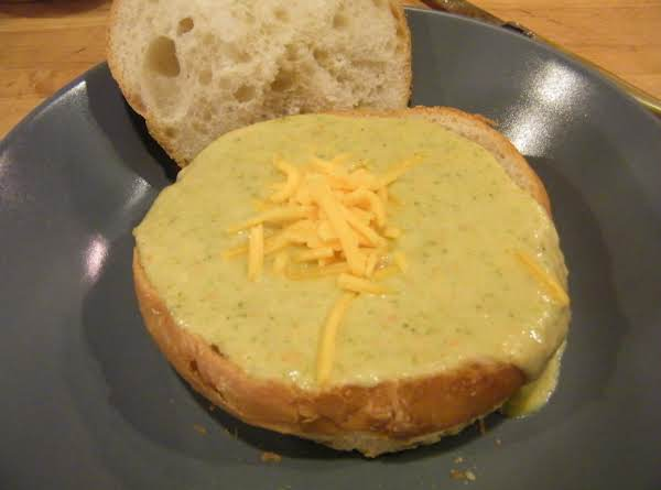 Broccoli Cheese Soup Recipe