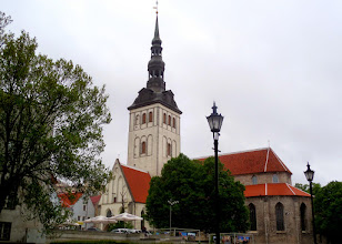 Photo: The Nigulist Church is now the Museum of Medieval Art.