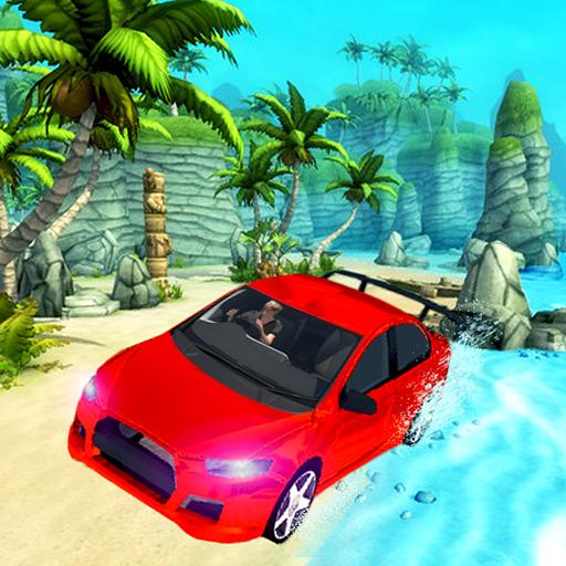 Maze Island 3D: Super Puzzle Drive (Unreleased)