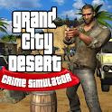 Grand City Desert 3d simulator icon