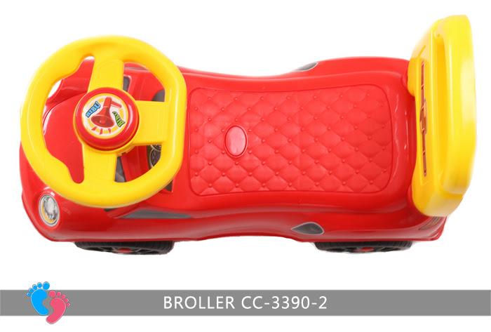 Chòi chân ô tô cho bé Broller CC-3390-2 13