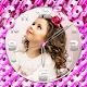 Sequin Glitter Photo Clock Wallpaper Download for PC Windows 10/8/7