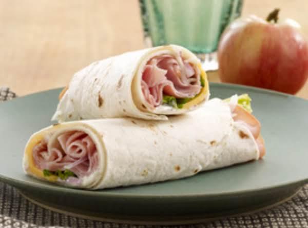 Easy Pezzz Ham & Cheese Wrap Recipe