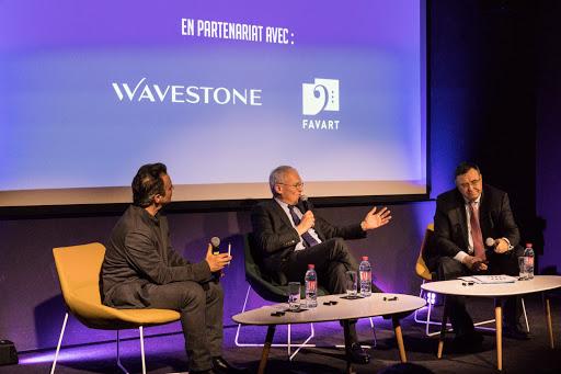 Club Les Echos Prospective avec Jean-Bernard LEVY et Patrick POUYANNÉ