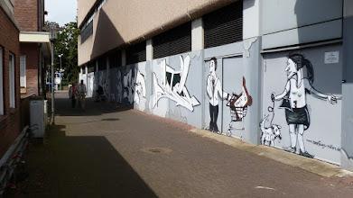 """Photo: """"Stadtbild""""; Projekt IPE und Virtuell-Visuell (2009)"""