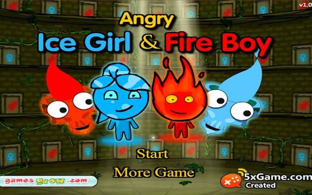 Fireboy and Watergirl 5 Friv Games