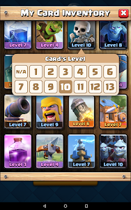 Counter Deck Calculator for CR screenshot 11