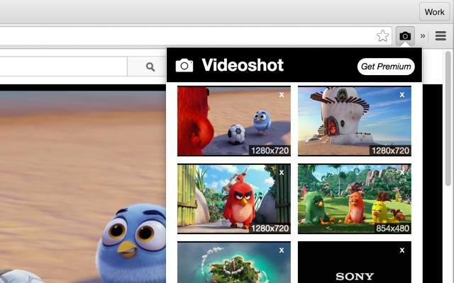 Videoshot - Capture video screenshots