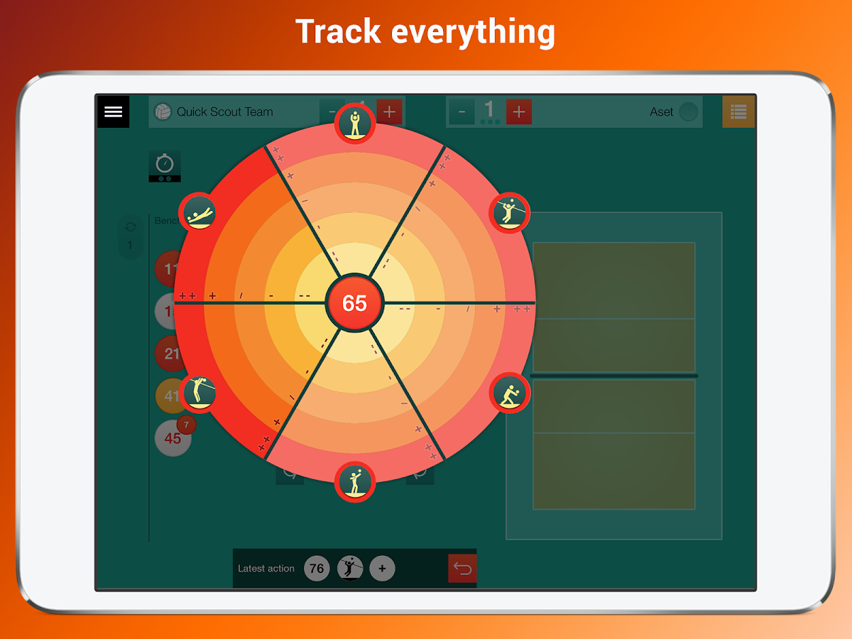 Quick Scout Volley Free - Android Apps on Google Play
