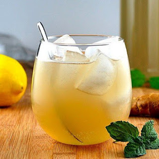 Ginger Juice With Soda