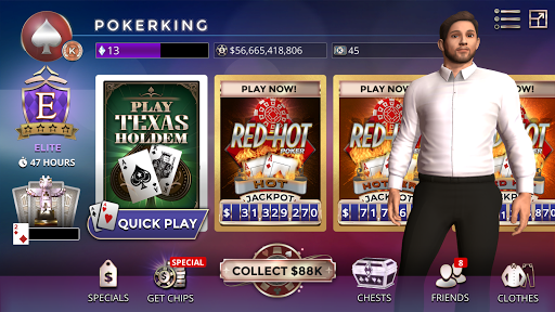 CasinoLife Poker - #1 Free Texas Holdem 3D 4.6.15932 screenshots 1