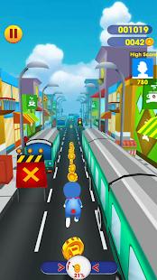 Subway Doraemon Surf Run - náhled