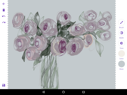 Art Break: Draw Sketch Relax- thumbnail ng screenshot