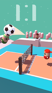 Download Dunk Beans Hole 3D Color - Hyper Casual Game For PC Windows and Mac apk screenshot 1