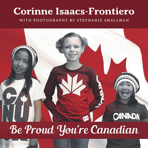 Be Proud You're Canadian cover