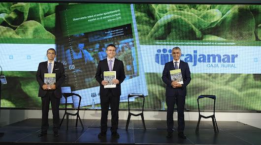 El sector agroalimentario aporta el 9,7 % del PIB de España