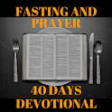 FASTING AND PRAYER - 40 DAYS DEVOTIONAL icon