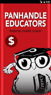 Panhandle Educators FCU screenshot