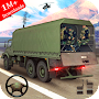 Us Army Truck Driving : Real Army Truck APK icon