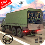 Us Army Truck Driving : Real Army Truck 🚚 1.7