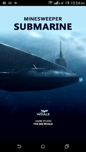 Minesweeper Submarine