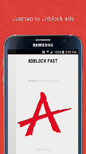Adblock Fast- screenshot thumbnail