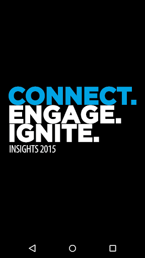i2GO: INSIGHTS 2015 Mobile App