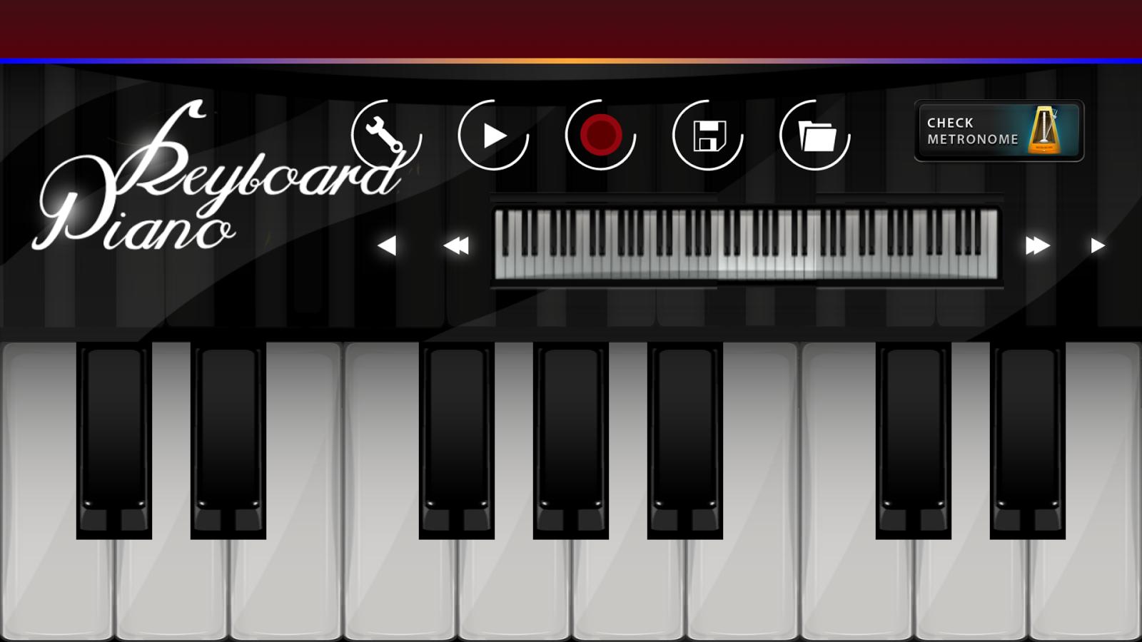virtuell piano