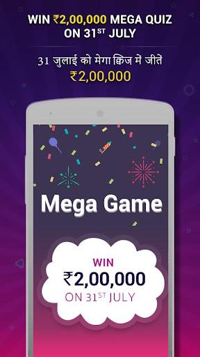 Qureka: Play Live Trivia Game Show & Win Cash 1.0.33 screenshots 3
