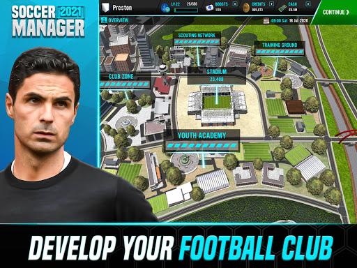 Soccer Manager 2021 - Football Management Game filehippodl screenshot 13