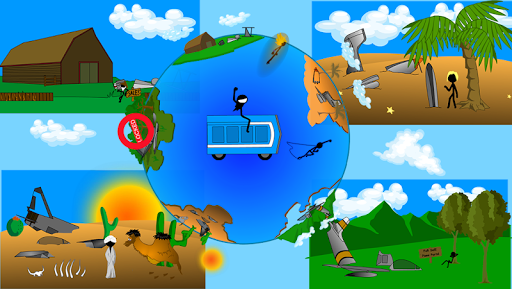 Potty Launch 2:Stickman Flying Simulator apktram screenshots 12