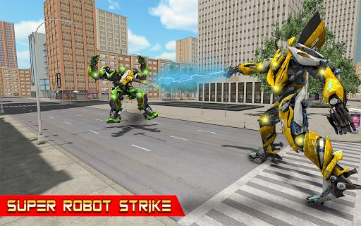 Grand Hammer Robot - Hammer Robot Fighting Game 5 screenshots 7