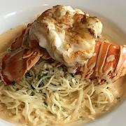 Lobster Tail Pasta