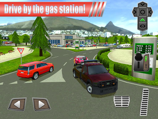 Gas Station: Car Parking Sim  screenshots 6