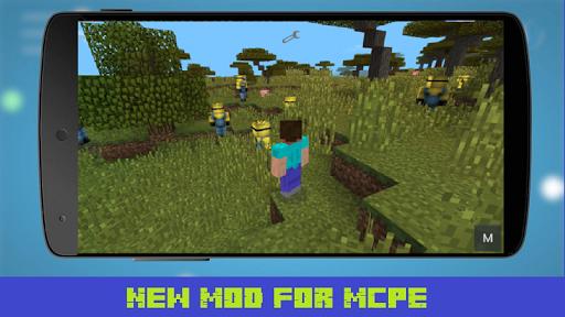 Mod Minions for MCPE|玩冒險App免費|玩APPs