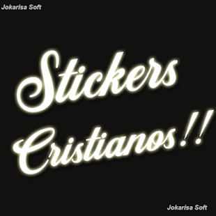 Stickers Cristianos Screenshot