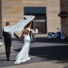 Bryllupsfotograf Natasha Fedorova (fevana). Foto fra 16.06.2014