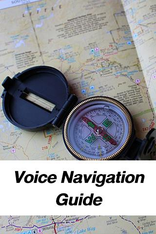 Voice Navigation Guide