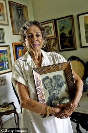 One of Castro's early mistresses was Natalia Revuelta, a cardiologist's wife who gave him a daughter