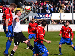 Photo: 27/04/13 v Redditch United (Southern League Premier Division) 1-0 - contributed by Andy Gallon
