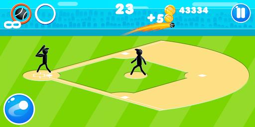 Stickman Baseball  screenshots 2