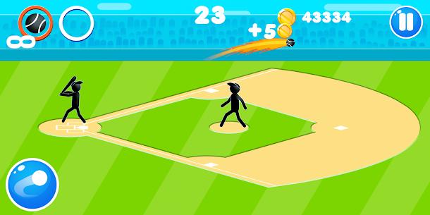 Stickman Baseball 2