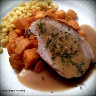 Marinated Pork Roast.