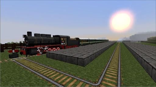 Train Ideas Minecraft