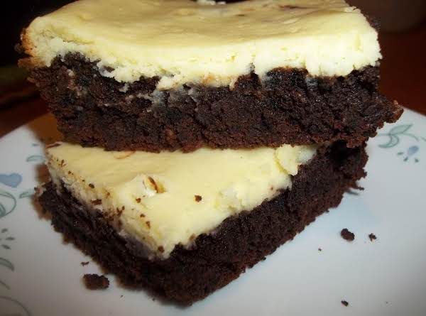 The Most Delicious Brownie I Have Ever Eaten...so Moist And Creamy...yummo!!