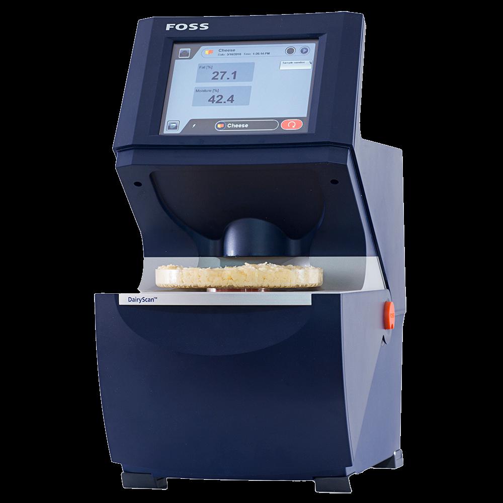 DairyScan cheese analyser