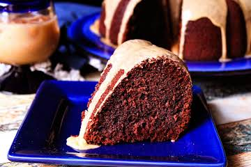 Kahlua Chocolate Cake