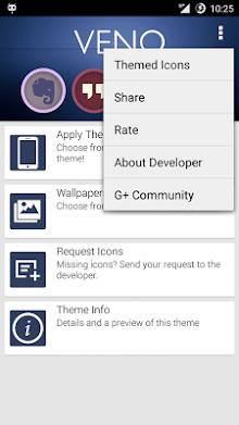 Veno - Icon Pack screenshot 8