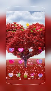 Heart Tree Love screenshot 0